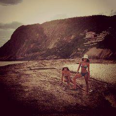 beach brasil beauty