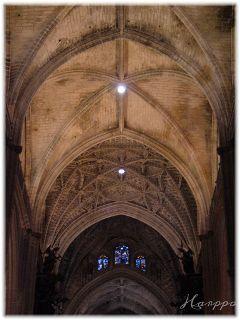 seville gothic art architecture