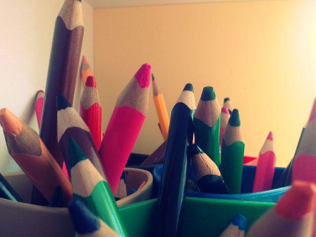 pencil photos