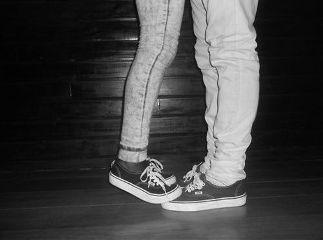 people vintage emotions black & white retro love
