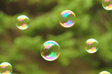 photography summer bubbles